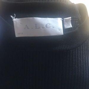 ALC KNIT DRESS